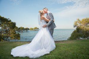Redland Bay Golf Club Wedding – Babette and Wayne